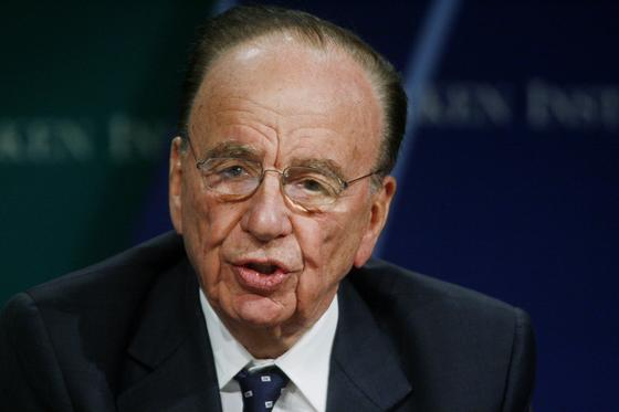 RUPERT MURDOCH'S INFLUENCE IN U.K. WAR DECISION TOLD
