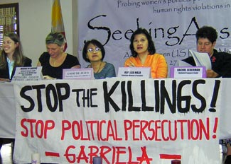 "Jackboot Law Advances in the Philippines: NCCP Statement on the ""Human Security Act"""