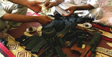 Anti-Mafia Police Uncover Arms-to-Iraq Plot