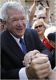 Dennis Hastert's Resignation, Drug Money and Gay Boys