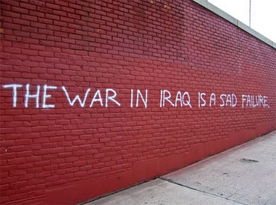 """Progress"" in Iraq? – Bush's Latest Fake News Gambit and Reality's Liberal Bias"