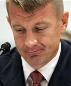 Blackwater: Life (and Death) Above the Law