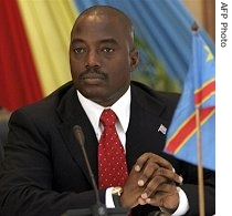 Congo's President Joseph Kabila: Dynasty or Travesty?