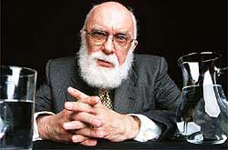 Who is James Randi?