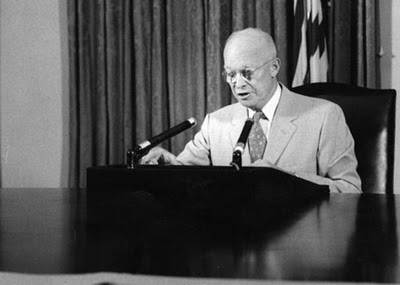 Eisenhower's OTHER Warning