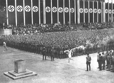 The Nazi Origin of the Olympic Torch Relay