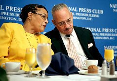 Was Jeremiah Wright's Speech Set Up by a Clinton Supporter?/Dr. Barbara A. Reynolds on the ML King Murder Conspiracy