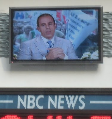 "NBC's Matt Lauer Maintains Only ""the Far Left"" is Concerned about Bush's Civil Liberties Abuses"