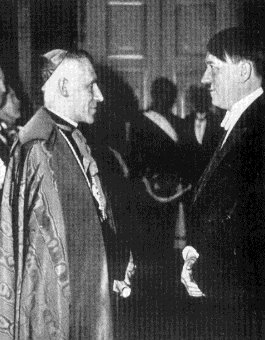 Note on the Pope and Hitler