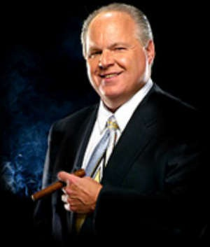 "BS ON LOAN FROM THE FALLEN ANGEL: RUSH LIMBAUGH CO-OPTS ""OPERATION CHAOS"""