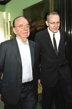 Robert Thomson, Rupert Murdoch's Lieutenant at the Wall Street Journal