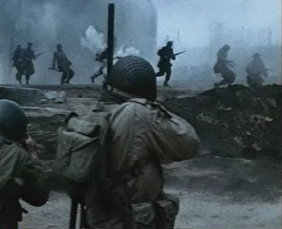 Spielberg Used Neo-Nazis in Saving Private Ryan