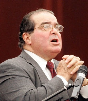 Antonin Scalia and Police-State Rule