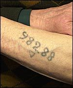 Infamous Auschwitz Tattoo Began as an IBM Number