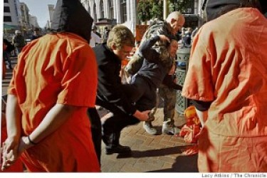 Santa Clara, CA: Rights Activists Step Up Opposition to Corporate Complicity in Torture