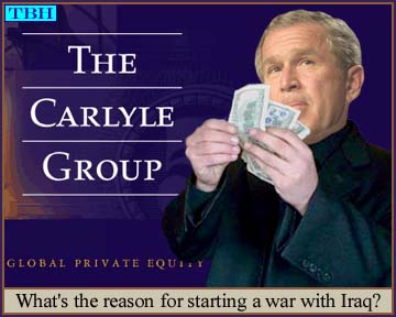 CARLYLE GROUP: FBI TARGETS DETROIT, IGNORES BRIBE SOURCE