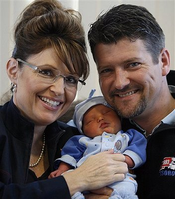 Sarah Palin's Sexual Affair with a White Supremacist