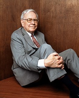 """Authorized"" Biography of Warren Buffett Traces his Road to Wealth"
