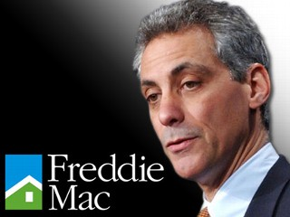 Emanuel Was a Director Of Freddie Mac During Scandal