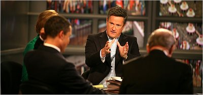 Profiles of America's Beloved TV Celebrities (34) – Kiiller Joe Scarborough