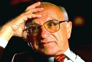 """Theatre of the Absurd"": Ben Bernanke's Love Song for Fascist Economist Milton Friedman/Friedman & the Politics of ECONOMIC COLLAPSE"