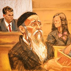 Rabbi Accused of Molesting Daughter Cross-Examines her at Trial