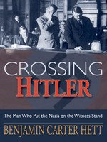 Book Review: Anti-Nazi Lawyer Paid for Choices