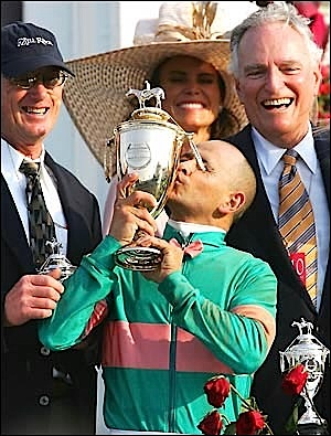 Was the Kentucky Derby Fixed in 2003 and 2005?