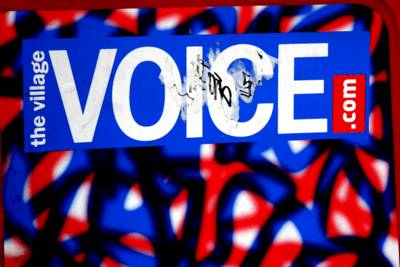 Village Voice Continues to Collapse