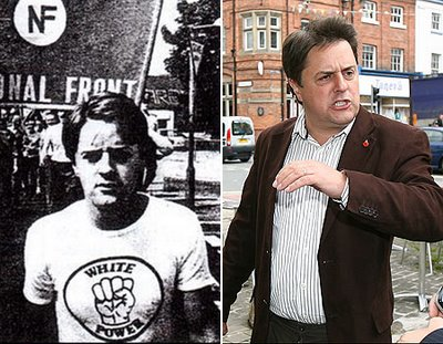 UK: The Fascist Past of Britain's Two New BNP Members in Europe