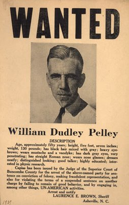 Synopsis – William Dudley Pelley: A Life in Right-Wing Extremism And the Occult