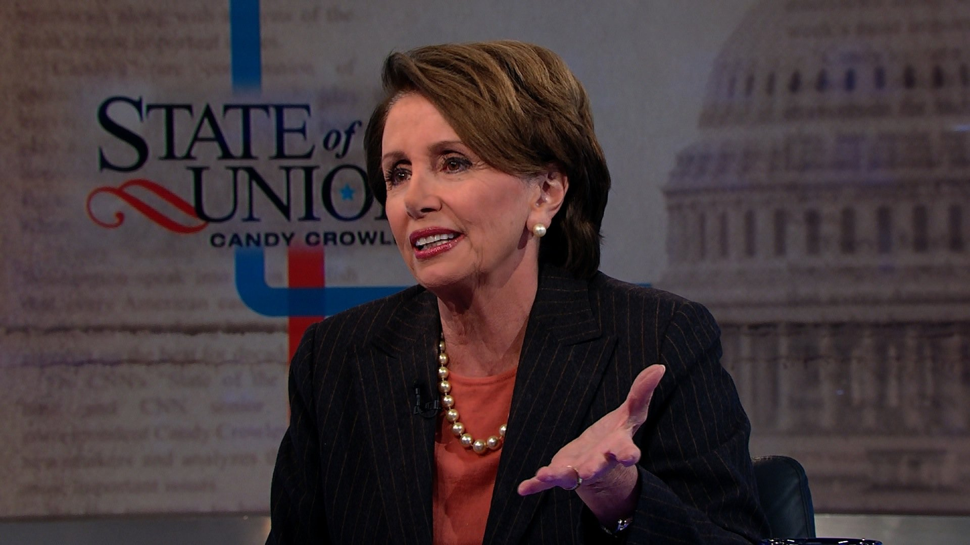 Nancy Pelosi vs. Blind Conservatives