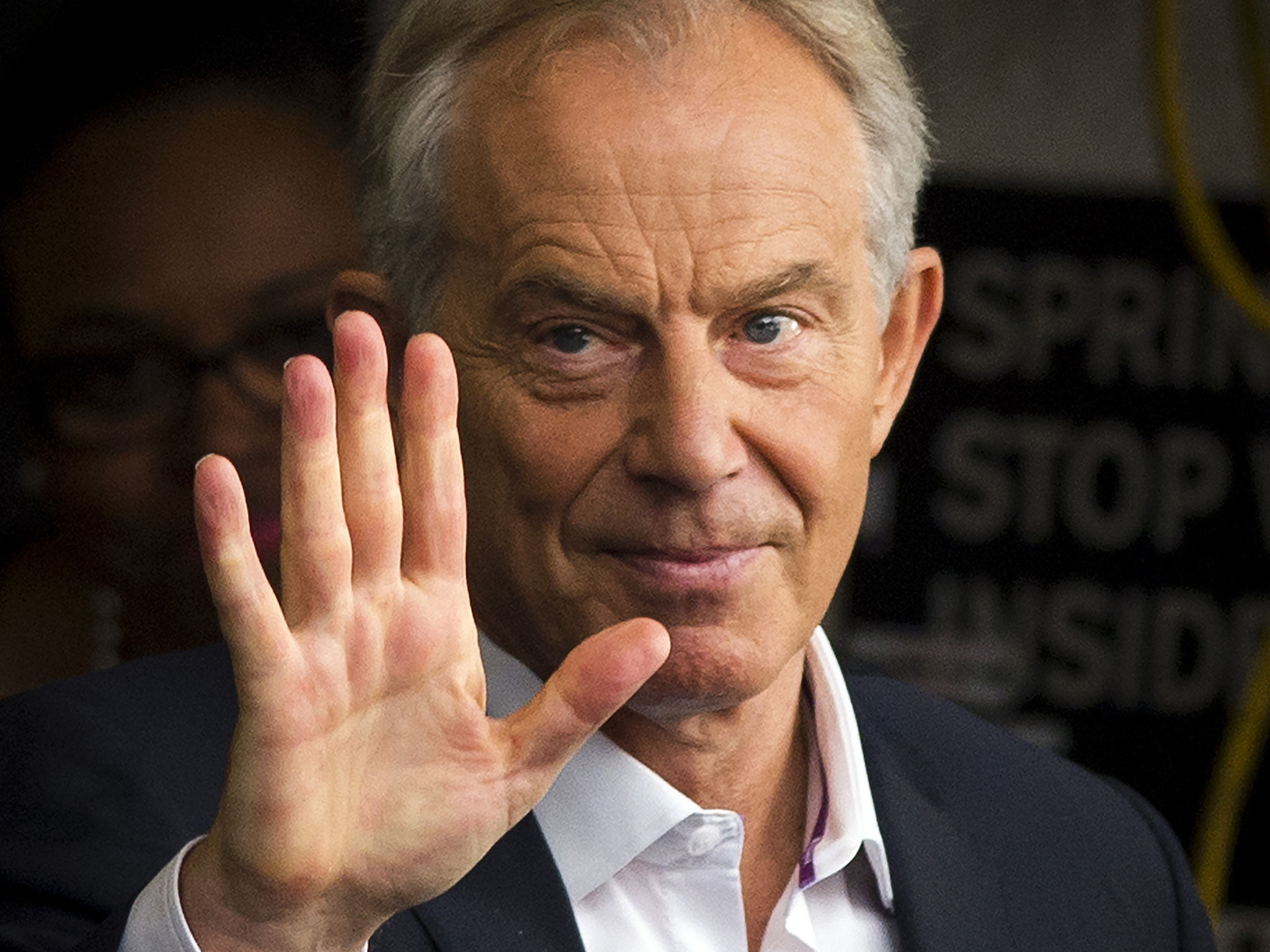 Blair Warned in 2000 Iraq War was Illegal
