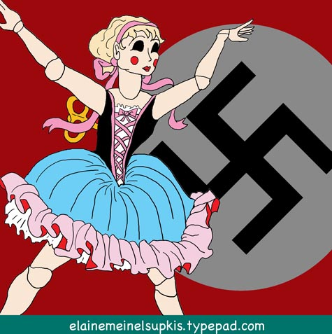 Nazi Wives Blamed for Role in Holocaust
