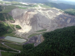 Mountaintop Removal: Massey Energy Files 'SLAPP' Lawsuit against Environmental Activists