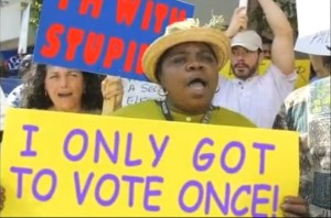 Contempt for Democracy: Houston GOP Attacks Voting Rights