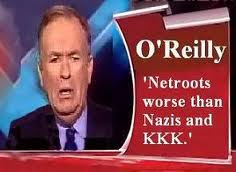 Fox's Nazi Fetish: Beck, O'Reilly, Others Repeatedly Invoke Nazi Imagery