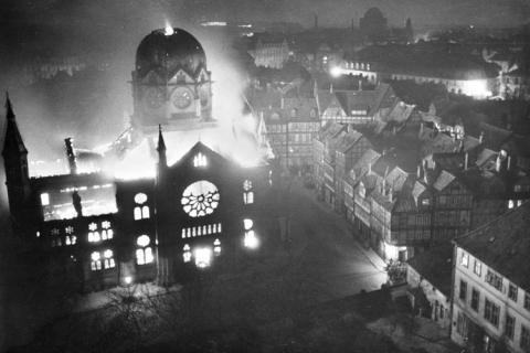 "Kristallnacht: Before the Glass Began to Break (Re ""Jewish Week on (Gay) 'Sex And Kristallnacht: The Boy Toy (And Boy Assassin) Who Started It All'"")"