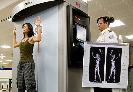 'Naked Scanners': Lobbyists Join the War on Terror