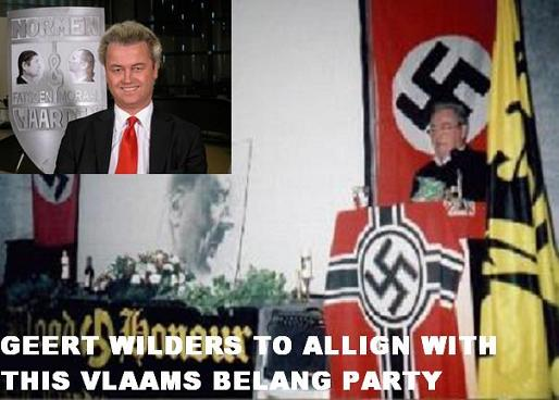 Geert Wilders' Freedom Party: 1) Disgusting Revelations Force Dutch MP to Resign, 2) Criminal Records of Party Lawmakers
