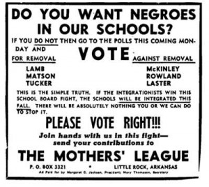 The History of the White Citizens Councils