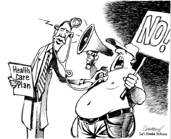 """Health Insurance Industry Fearmonger Blows Whistle on """"Astroturf"""" Opposition to Health Care Reform"""