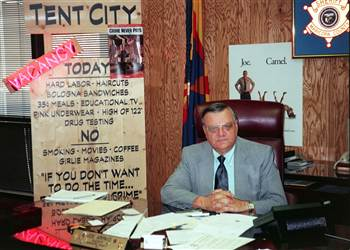 Ariz.: Holocaust Studies Led Atty. to Publicly Condemn Maricopa Cty. Law Enforcement Officials