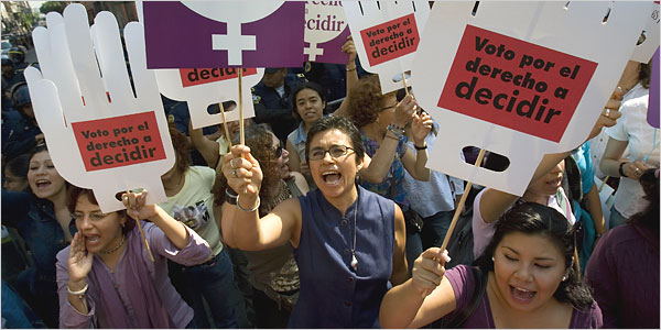 Chile: Where Abortion isn't an Option