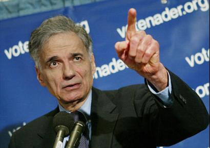 Nader: Impeach Obama for War Crimes