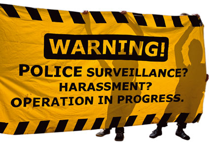Uncovered Files Detail Ohio Police Surveillance