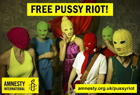 """The Pussy Riot Plot – How the US State Dept. & NED Engineered a Hypocritical """"Free Speech"""" Scandal"""