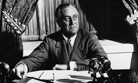 Franklin D. Roosevelt's Warning about Today's Republicans