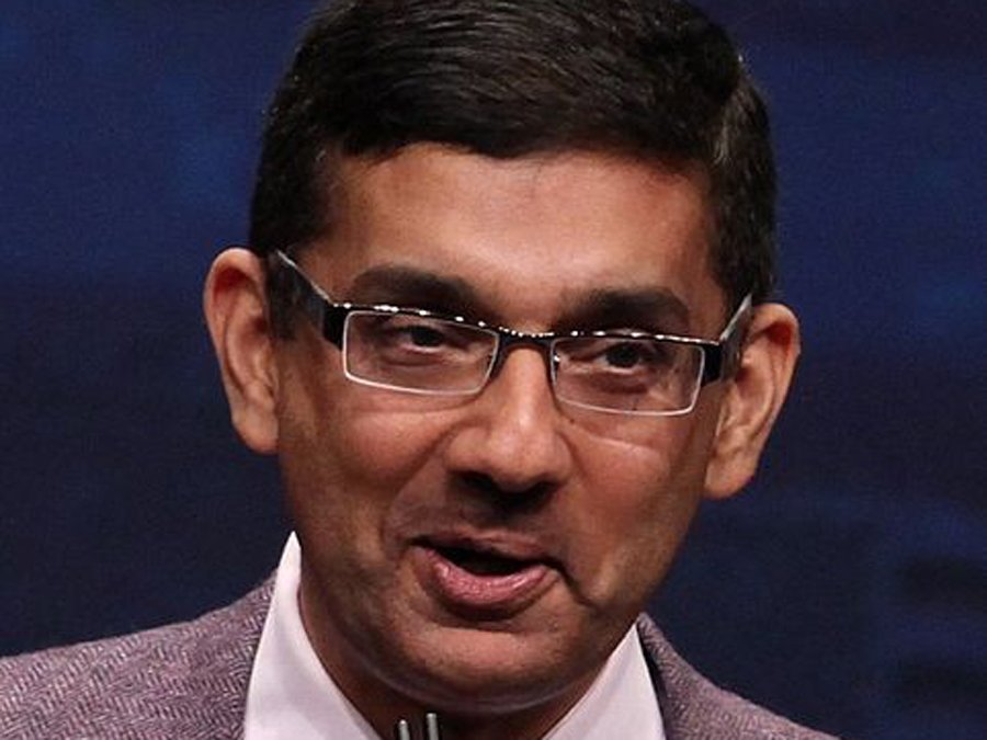 Dinesh D'Souza, Conservative Leader Behind Huge Anti-Obama Documentary, Resigns After Alleged Affair