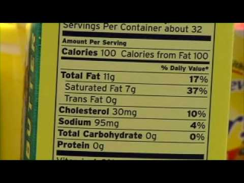 HOW IS MARGARINE MADE?